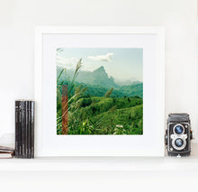 Load image into Gallery viewer, Laos mountain steps - Limited edition photographic giclee pint - Large print