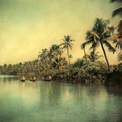 Backwaters catch - Limited Edition Fine Art print
