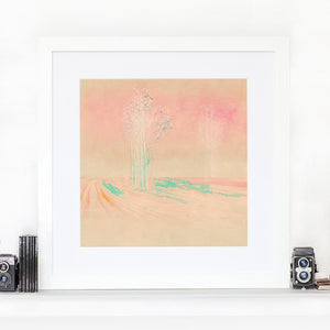 Morning song  - Limited edition fine art print
