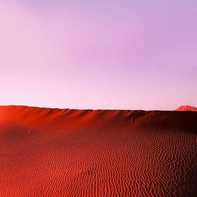 Pink Desert - Limited Edition Fine Art
