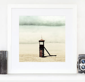 Ostia Out of Season - Limited Edition Fine Art photo print