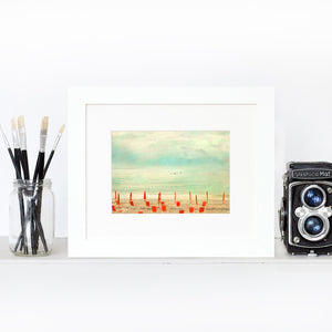 Amalfi orange - Limited Edition Fine Art photo print