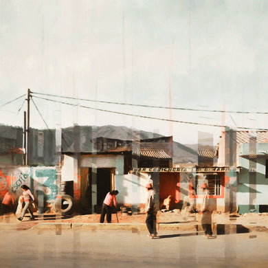 7:47 Peru - Limited Edition Fine Art