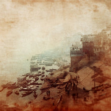 Load image into Gallery viewer, Ganges Ghats - Limited edition print fine art photograph