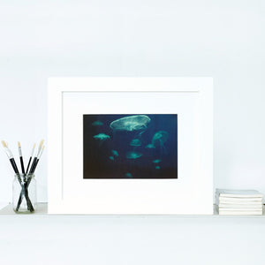 UNDERWATER BALLET - Limited Edition Fine Art