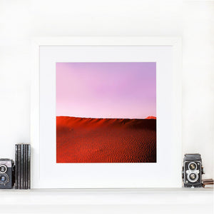 Pink Desert - Limited Edition Fine Art print