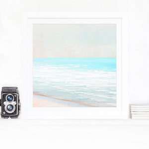 Cape Blue - Limited Edition Fine Art