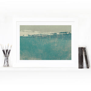 Cape hills - Limited Edition Fine Art print