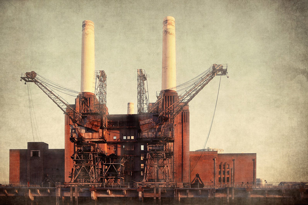 Battersea Power 1 fine art print