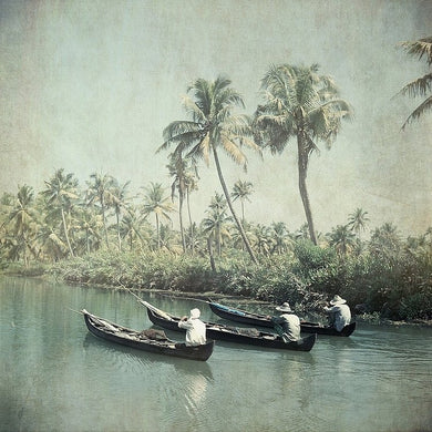 Backwaters Home - fine art