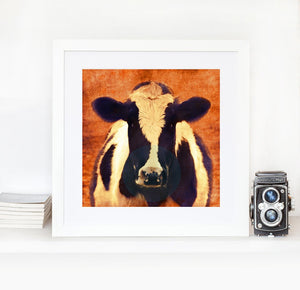 Holy Cow Cinema - Limited Edition Fine Art