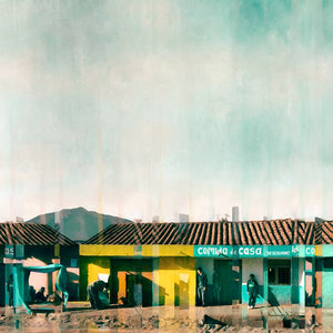 7:32 Peru - Limited Edition Fine Art print