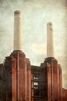 Battersea Power 2- fine art print