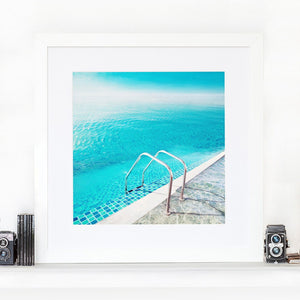 Afternoon Swim - Limited Edition Fine Art print