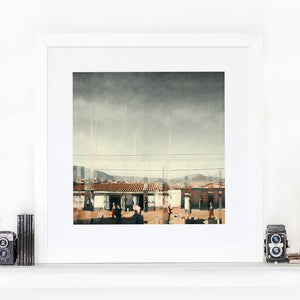 7:08 Peru - Limited Edition Fine Art print