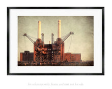 Load image into Gallery viewer, Battersea Power 1 fine art print