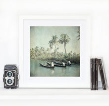 Load image into Gallery viewer, Backwaters Home - fine art