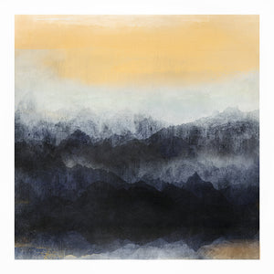 Mountain Rain - Limited Edition Fine Art print