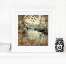 Load image into Gallery viewer, BACKWATERS SLOW - Limited Edition Fine Art