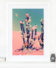 Load image into Gallery viewer, Cactus Flower - Limited Edition Fine Art