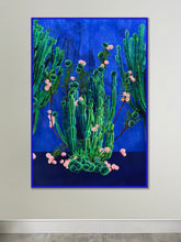 Load image into Gallery viewer, Cactus Majorelle - Limited Edition Fine Art