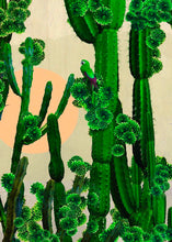 Load image into Gallery viewer, Cactus Sun - Limited Edition Fine Art
