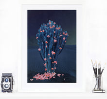 Load image into Gallery viewer, Cactus Nights - Limited Edition Fine Art