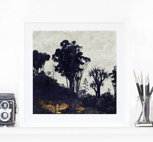Western Cape - Limited Edition Fine Art
