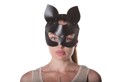 Mask | Cat Black