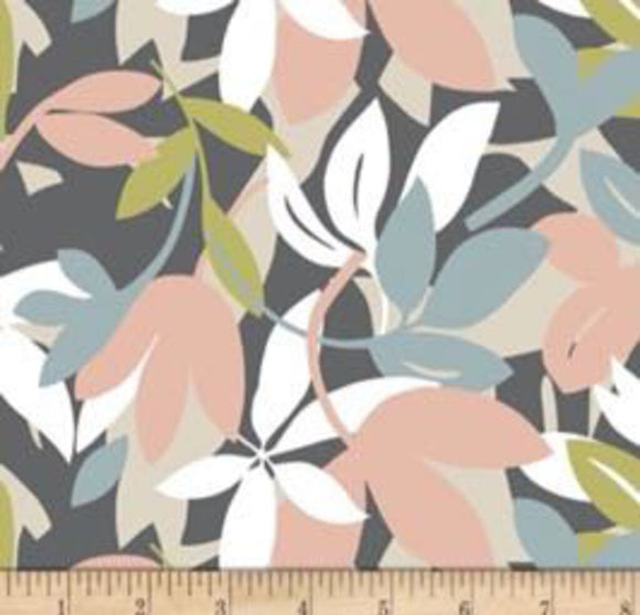 Baja Grey (100% Quilting Cotton, Sold 1/4m Increments)