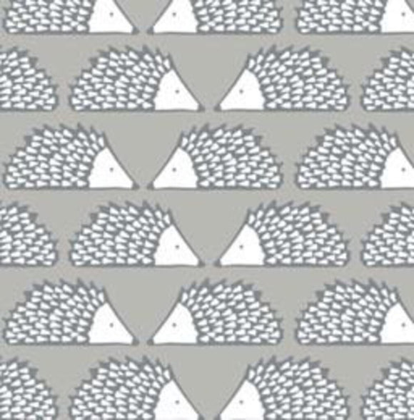 Spike Gray (100% Quilting Cotton, Sold 1/4m Increments)
