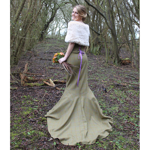 Abigail Tweed Wedding Dress
