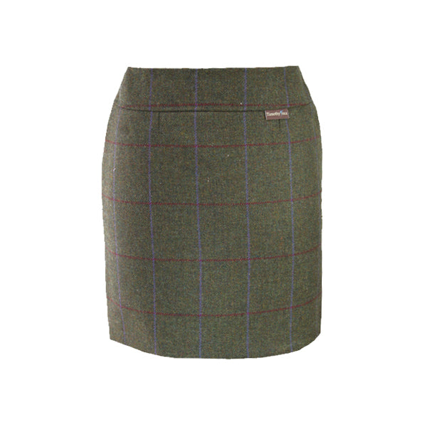 Alice Tweed Skirt in Duchess