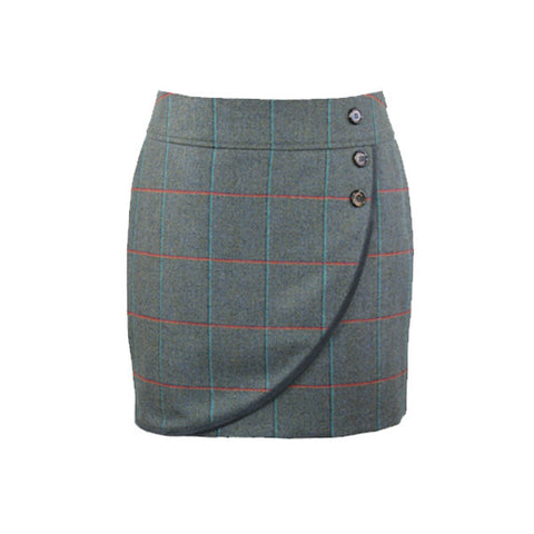 Alice Tweed Skirt in Harmony