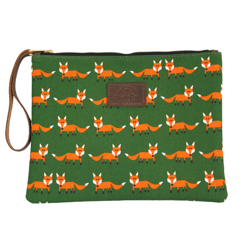 Clutch Bag in Foxx