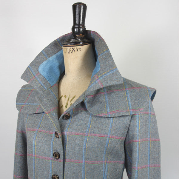 melody Tweed Jacket in Igloo