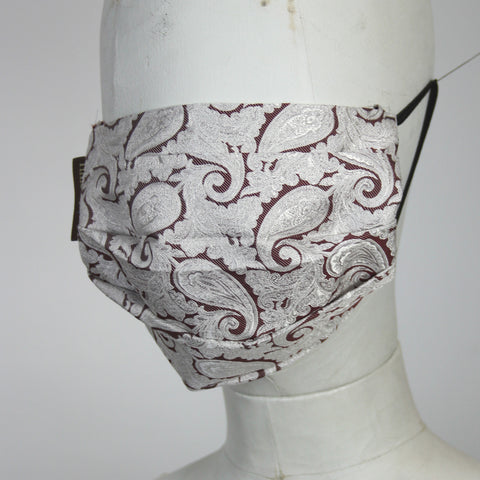 Face Mask in Paisley