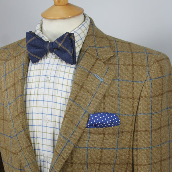 Rupert Tweed Jacket in Linseed Ltd Edition