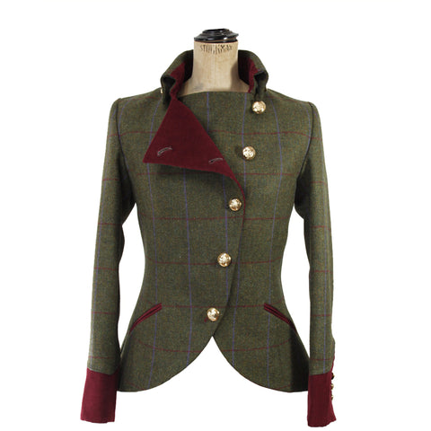 'Trinity Tweed Jacket in Duchess