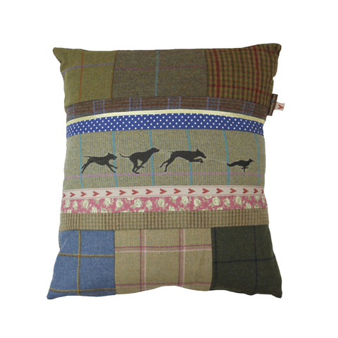 Foxx & Hounds cushion