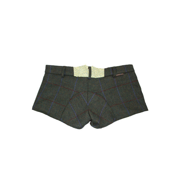 Livibum Shorts FULL TWEED in Duchess