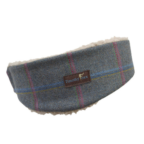 Tweed Ear Warmer in Igloo