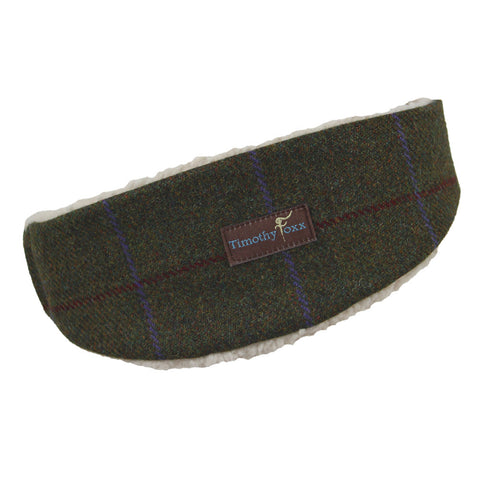 Tweed Ear Warmer in Duchess