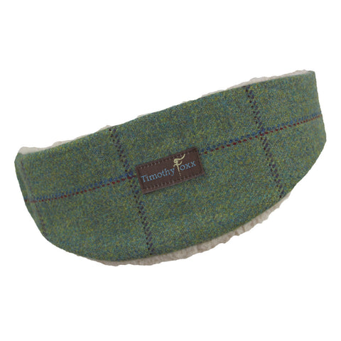 Tweed Ear Warmer in Eliza