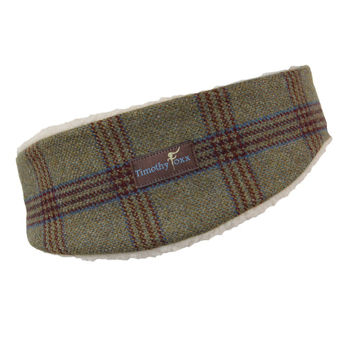 Tweed Ear Warmer in Highlander