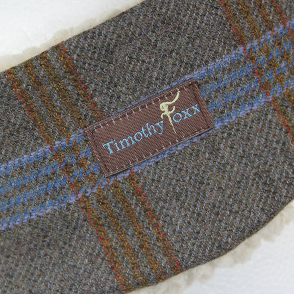 Tweed Ear Warmer in Juniper