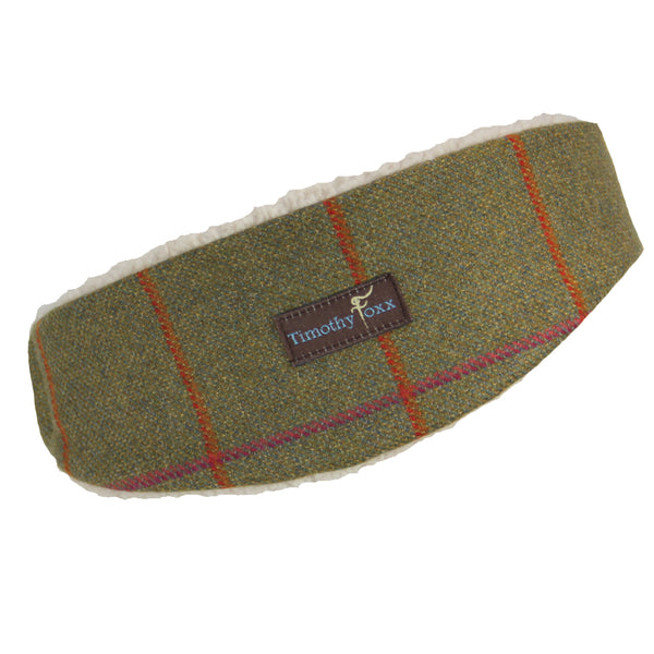Tweed Ear Warmer in Juno