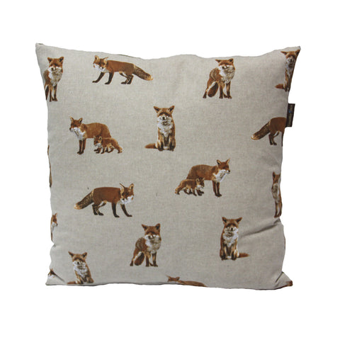 Foxx & Tweed Cushion