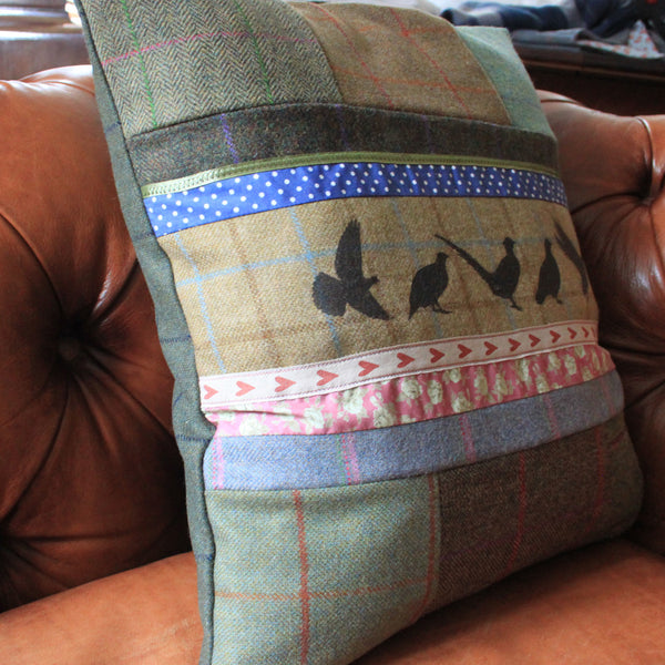 Game Bird Cushion