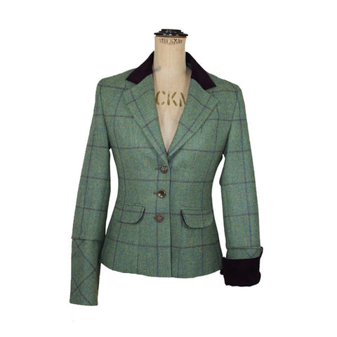 Grace Tweed Jacket in Eliza
